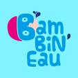 Visual identity & communication  materials for the baby swimmers'  association BamBiN'eau