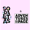 Sodalitas & Adventures on a single page, a tabletop roleplaying  game and a collection of adventures published with Jan Van Houten and Jdrlab